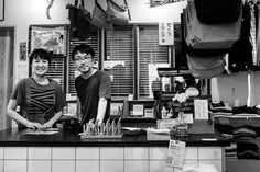 Postcards from Japan  While Walking through Miyako I was interested in a drinks flask in a shop window of @satoclothiers. We got talking about fuji cameras (he owns a Fujifilm X-T2 with a @peakdesign Strap as I do) and so a common bond was formed. Mr. Sato and his wife are very welcoming and we shared a love of street photography. Mr. Sato also sells his own locally based photographic street images in the shop as postcards. As a gift he gave me two of these postcards. The gift of art is one…