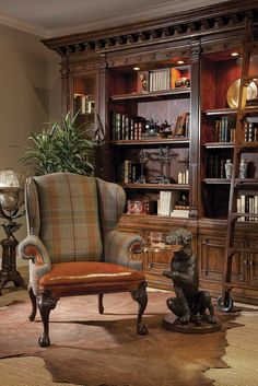 Pinned For The Fabric Maitland Smith 4030 621 Hand Carved Frontier Side  Chair   Rust Patterned Velvet | MAITLAND SMITH FURNITURE | Pinterest |  Chairs, ...
