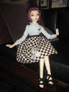 Pidgin Doll, photo by mel odom