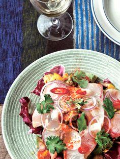 フレッシュでスパイシーな香りが押し寄せる|『ELLE gourmet(エル・グルメ)』はおしゃれで簡単なレシピが満載!