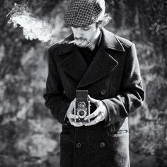 渋くて絵になる、煙草をくゆらせる人々の写真22枚(モノクロ・カラー) | インスピレーション‐美麗画像(写真・イラスト・CG)を毎日紹介