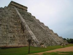 Chichen-itza Travelogue, Building, Buildings, Architectural Engineering