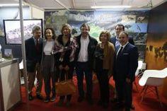 RED NATURA 2000.El presidente de la Junta de Extremadura, Guillermo Fernández Vara, en FIO. Foto: JJ Guillén (EFE)
