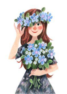 Genevieve Godbout illustration