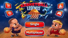 20 Best 2 player basketball games images in 2016 | 2 player