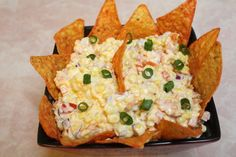 Potluck Dorito Corn Salad, you are going to LOVE it, whether you take it to the potluck or serve it for dinner!!