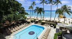 Just steps from Waikiki Beach in Honolulu, Moana Surfrider, A Westin Resort & Spa boasts a freshwater pool, a private beach area and a state-of-the-art. Moana Surfrider, Visit Hawaii, Spa Offers, Waikiki Beach, Rest And Relaxation, Resort Spa, Oahu, Fresh Water, Luxury