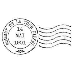 Take me to Paris Vintage Stamps, Vintage Labels, Vintage Ephemera, Foto Transfer Potch, Diy Image, French Typography, Art Postal, Vintage Paris, Decoupage Paper