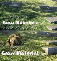 VWArtclub - How To Create Realistic Grass