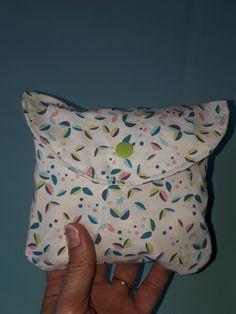 Petit sac pliable d après le tuto de Les lubies de Louise, tissus Mondial Tissus