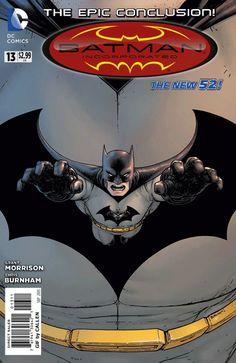 Top 10: portadas animadas de Batman   DC
