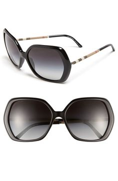 Burberry Oversized Sunglasses | Nordstrom, These sun glasses are my Love, I will have them soon!!