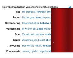 uitleg over voegwoorden Learn Dutch, Spelling, Teaching, Youtube, Afrikaans, Friends, Videos, Amigos, Education