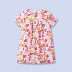 c6a8276b6320 Robe en tissu Liberty ROSE MULTICO Fille - Vêtement Enfant - Jacadi Paris  Chaussure Enfant
