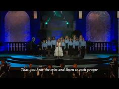 This amazing girl sings an amazing song of Belief and Hope!  Jackie Evancho - To Believe - The Original - HD