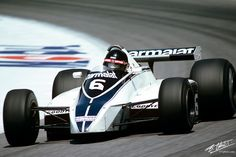 1980 GP Austrii (Hector Rebaque) Brabham BT49 - Ford