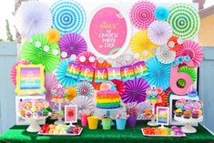 """Troll-tastic"" Trolls Birthday Party on Kara's Party Ideas 