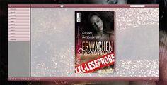 """""""Erwachen - Schattenwelt 1"""" von Carmen Gerstenberger ab Januar 2016 im bookshouse Verlag. www.bookshouse.de/leseproben/287/"""
