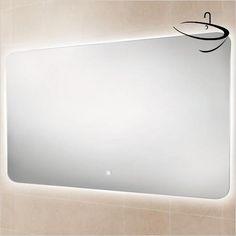 HIB Mirrors & Cabinets - Ambience 120 Mirror 60 x 120 x