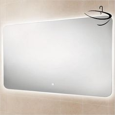 Hib bathroom mirrors globe 60 mirror 80 x 60 x for Mirror 120 x 60