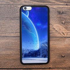 Close to the planet Case For IPhone