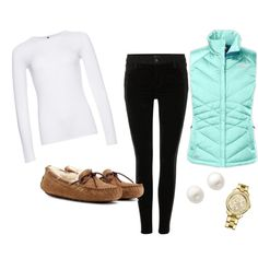 """""""College Girl Finals Week"""" on Polyvore"""