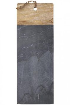 York Marble and Wood Cheese Board - Marble Cheese Board - Cheese Cutting Board | HomeDecorators.com