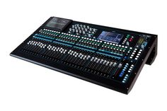 #Christian Rapper #king Stevian loves the Allen And Heath QU-32C 32 Channel Digital Mixer