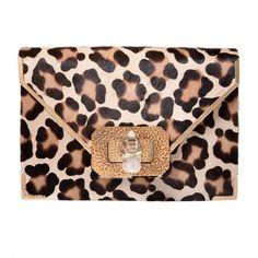 I love leopard print.