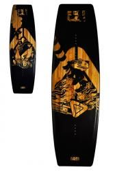 Reckless S.A. Mini Graphic Series Wakeboard 2016