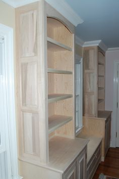 Bedroom Built Ins