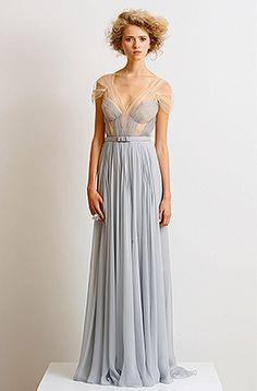 J. Mendel.  a fabulous, modern goddess dress.