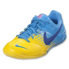 new product 48b39 c33dc New Indoor shoes here I come! Elastico Junior (Blue Glow Old Royal Chrome  Yellow)