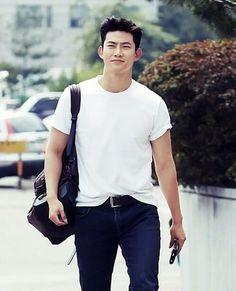Korean Fashion Men, Korean Men, Asian Men, Korean Actors, Mens Fashion, Male Stories, Korean Male Models, Ok Taecyeon, Asian Celebrities