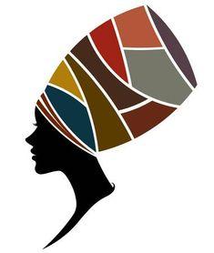 illustration of African women silhouette fashion models on white background Fashion Silhouette, Silhouette Images, Woman Silhouette, African Drawings, African Art Paintings, Black Women Art, Black Art, White Women, Art Surf