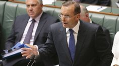 Australia's Prime Minister Tony Abbott speaks at Parliament House in Canberra in Australia, 23 February 2015. Australia plans fees for foreign property investors. Foreign investors may have to pay large fees before buying Australian residential real estate or businesses, the government has announced. PM Tony Abbott said the government was proposing a range of civil penalties and fees linked to foreign investment. Property prices are a hot button issue in Australia, especially in Sydney…
