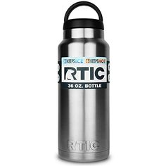 Rtic Stainless Steel Bottle 36oz -- Continue to the product at the image link.Note:It is affiliate link to Amazon.