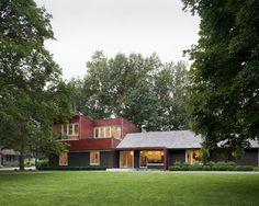 Modern w/ a Side of Ranch modern exterior