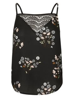 Floral lace top from VERO MODA
