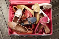 Clarks Shoes Spring 2013 Campaign - Matchbook Magazine