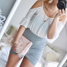 favorite outfit for summer #Sommer #Outfit #Fashion #Inspo #Frauen #Tattoo #Pastell #lässig