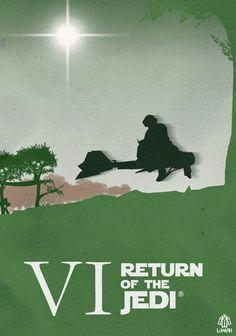 Star Wars: Episode VI - Return of the Jedi / Star Wars: Episode VI - Die Rückkehr der Jedi-Ritter
