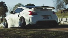 Bagged 370z in 4K // JUSTCAUSE Nissan Gtr Skyline, Nissan 350z, Bmw Blue, Porsche 997 Turbo, Infiniti G37, Used Bmw, Bmw Cars, Cars And Motorcycles, Wheels