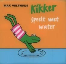 Kikker speelt met water - Max Velthuijs