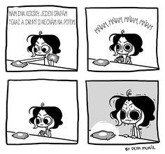 Brazílska karikaturistka v humorných komixoch vykresľuje, aké je to byť ženou v modernom svete