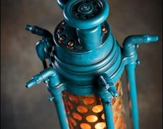 This is an accent light, not intended for general illumination. In the evenings, it puts off an absolutely beautiful glow.  The Cylindrium is