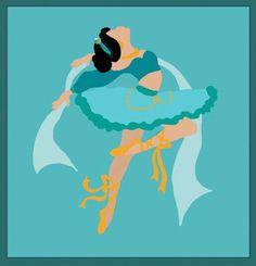 Silueta Ballet Jasmin