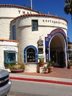 Catalina Island, CA.  The shops at El Encanto have since been gutted and are no longer :(
