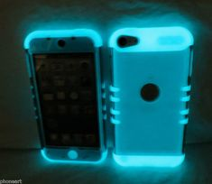 iPod Touch Gen Transparent Smoke Glow in the Dark Hybrid Cover Case 5 - Blue Iphone 8 Case - Ideas of Blue Iphone 8 Case. - iPod Touch Gen Transparent Smoke Glow in the Dark Hybrid Cover Case 5 Cheap Iphone 7 Cases, Ipod 5 Cases, Ipod Touch Cases, Iphone 5c Cases, Iphone 6 Plus Case, Cute Phone Cases, Coque Ipod, Ipod Touch 6th Generation, Zoom Iphone