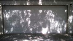 Even garage doors like the shade #redribbon #TampaBay